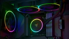 RGB-s számítógép-alkatrészekkel rukkolt elő a Razer kép