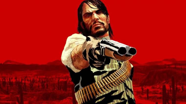 Red Dead Redemption 2 - már most megszerezhetünk egy fegyvert bevezetőkép
