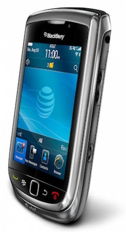 RIM Blackberry 9800 Torch