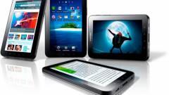 Felszállóban a mobilgépek piaca kép