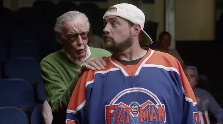 Stan Lee egy kisfilmben tanít meg rá, hogy mi az a cameo bevezetőkép