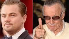 Leonardo DiCaprio szívesen eljátszaná Stan Lee-t, a Marvel atyját kép