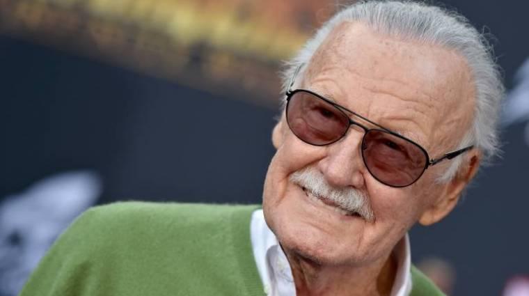 Elhunyt Stan Lee bevezetőkép