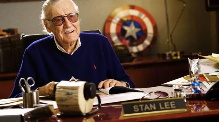 Excelsior - ő volt Stan Lee, aki egy mesés világot hagyott nekünk hátra bevezetőkép