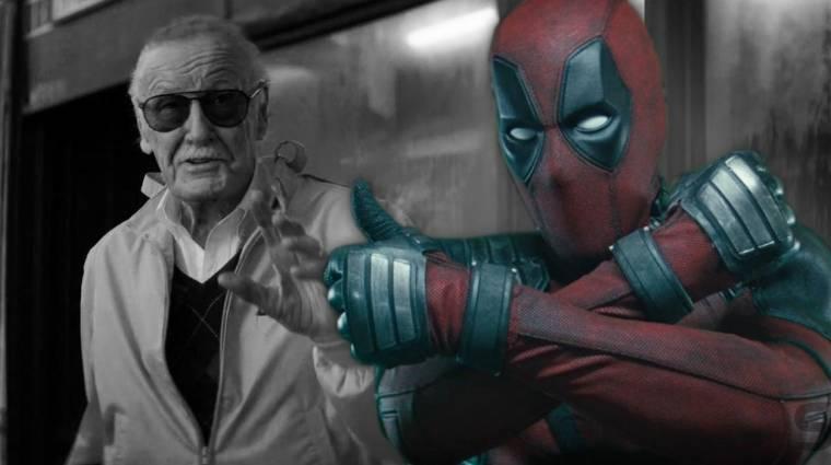 A rajongók szerint Deadpoolnak kellene átvennie Stan Lee cameóit kép