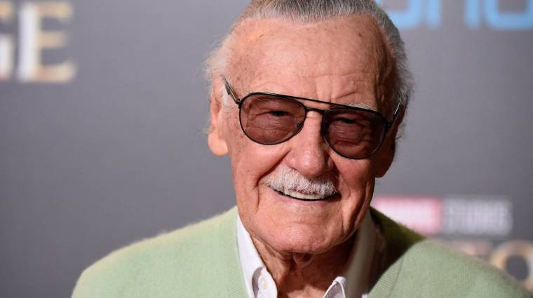 Így rótta le tiszteletét a DC Stan Lee előtt kép
