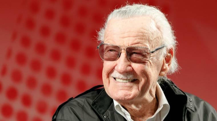 Pókember: Irány a Pókverzum - Stan Lee többször is felbukkant bevezetőkép