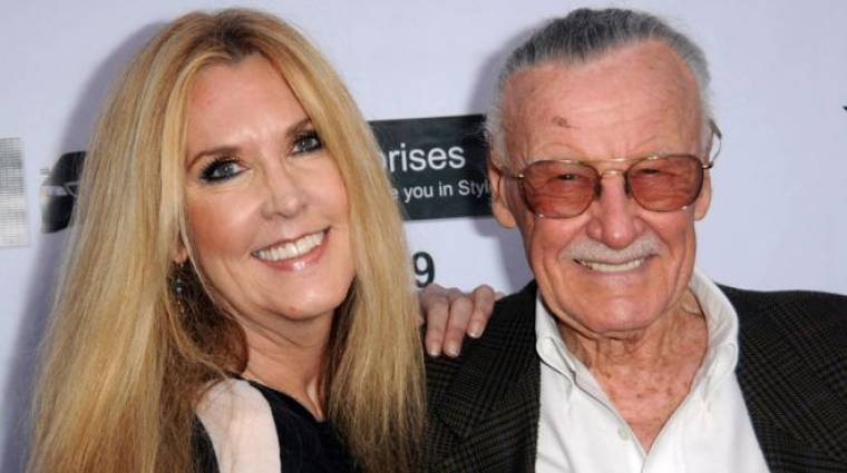 Stan Lee lánya a Sony mellé áll a Pókember botrányban bevezetőkép