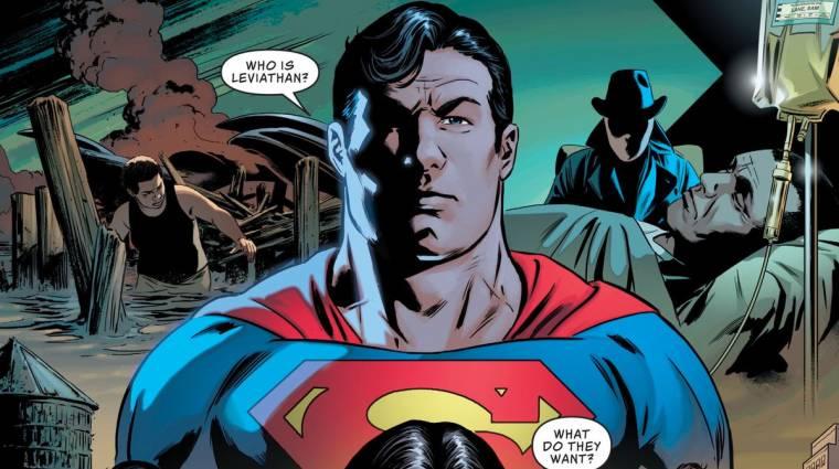 Superman hamarosan felfedi valódi kilétét a világnak bevezetőkép