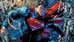 Superman nagyon furcsa társat kapott kép