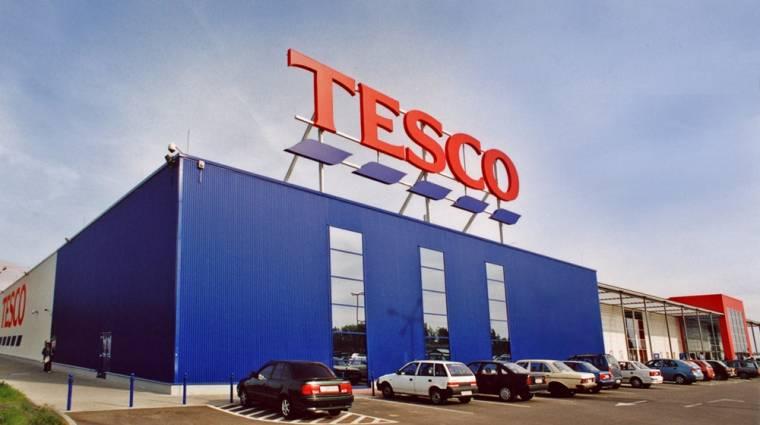 Elindult a Tesco online boltja kép