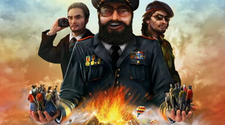Tropico 4  - balhé a Paradicsomban bevezetőkép