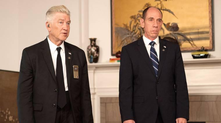 Megérkeztek az első képek a Twin Peaks új évadából kép