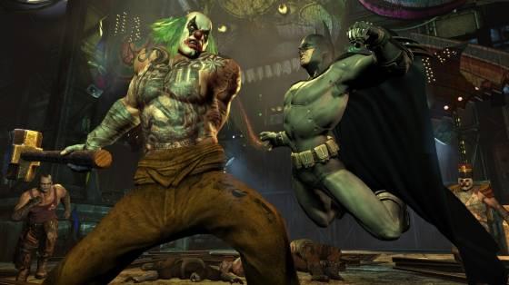 Batman: Arkham City infódoboz