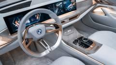 Látványos lesz a BMW új elektromos kupéja kép