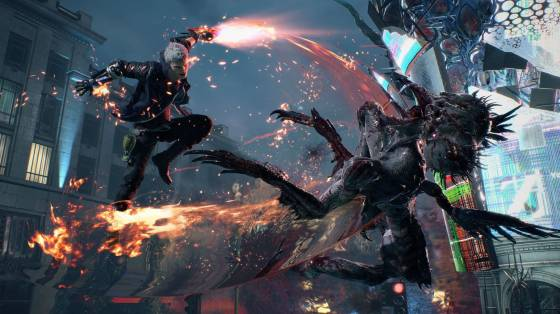 Devil May Cry 5 infódoboz