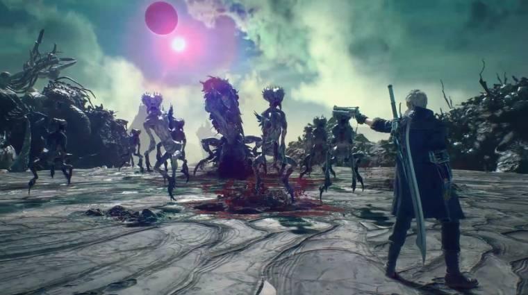 Devil May Cry 5 - hamarosan megkapjuk a Bloody Palace módot bevezetőkép