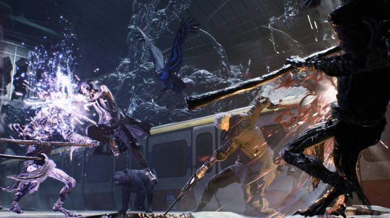 Devil May Cry 5 - a cenzúra kikerült az amerikai verzióból, de az európaiból nem bevezetőkép