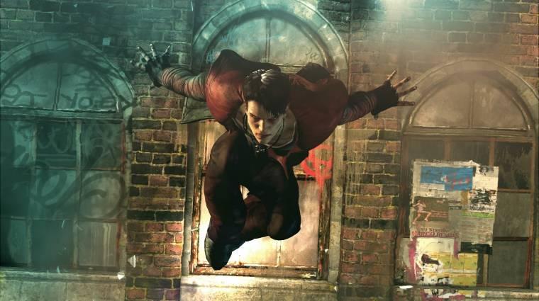 DmC: Devil May Cry - Dante, a sikeres bevezetőkép