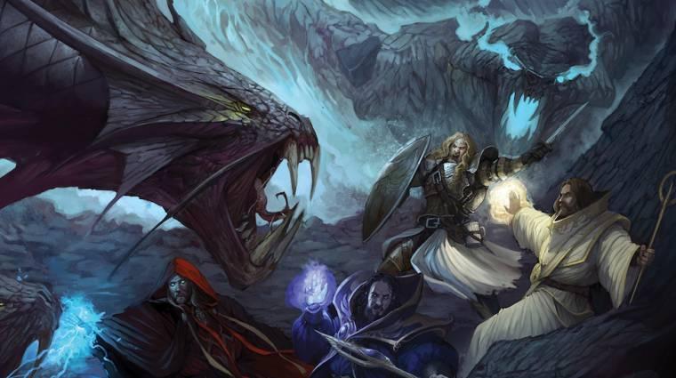 Mozgolódás van a Dungeons & Dragons filmadaptáció háza táján bevezetőkép