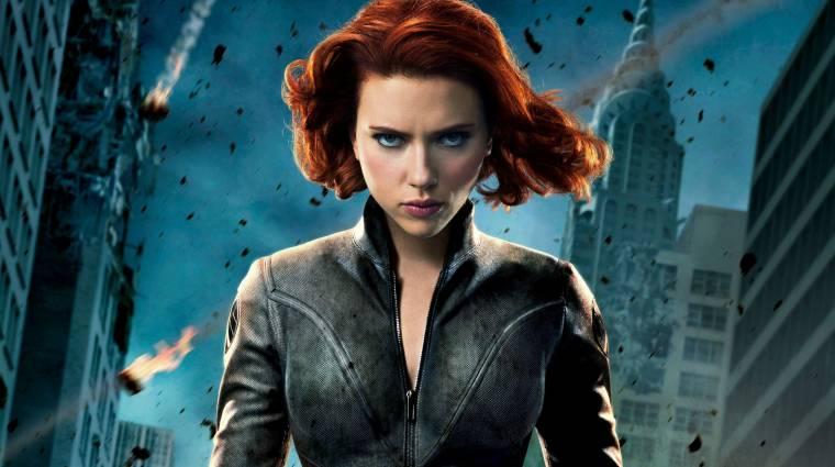 Rekordösszegért lehet Scarlett Johansson Fekete Özvegy kép