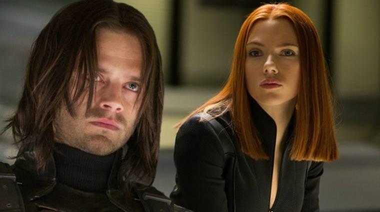 Sebastian Stan szívesen szerepelne a Fekete Özvegy filmben kép