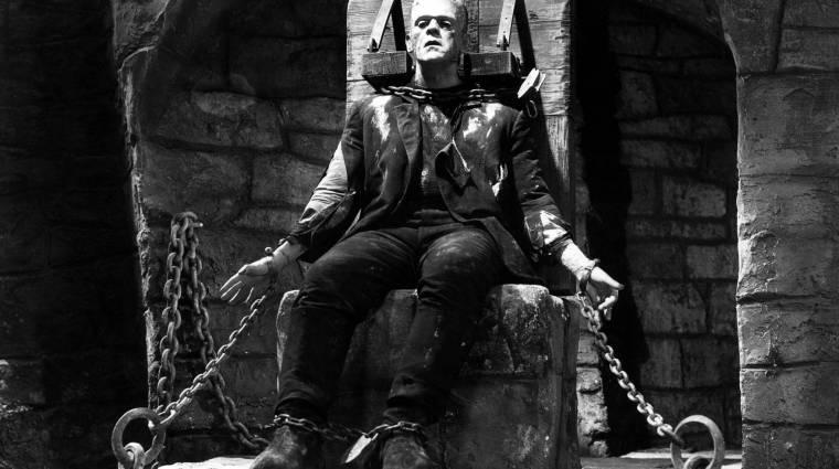 A Universal megtalálta a megfelelő színészt Frankenstein szerepére kép