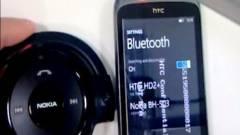 Videón Windows Phone 7-es HTC Mozart kép