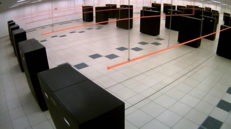 Kínáé lett a leggyorsabb szuperszámítógép kép