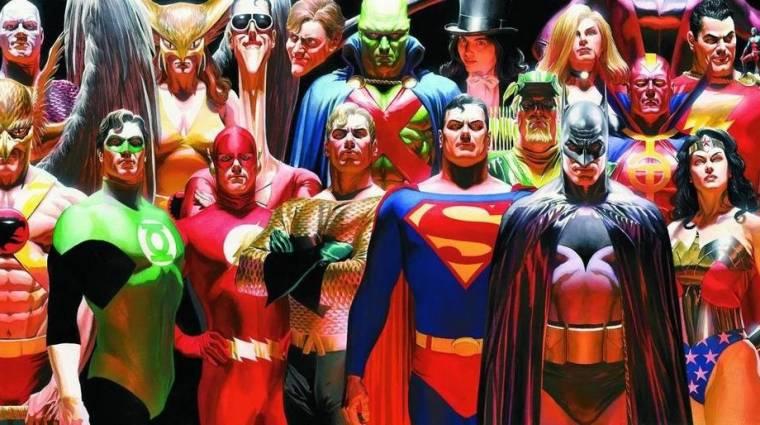 Justice League: Mortal - a Shazam sztárja szerint elképesztő lett volna a 2009-ben elkaszált film bevezetőkép