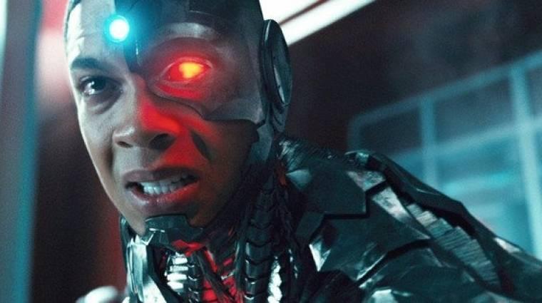 Igazság Ligája - Cyborg sztorija lesz a történet lelke kép