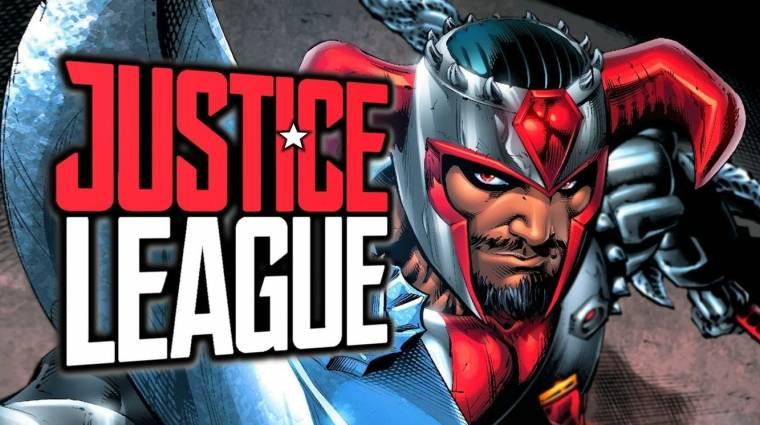 Az Igazság Ligája gonosza sosem találkozott a többi színésszel kép