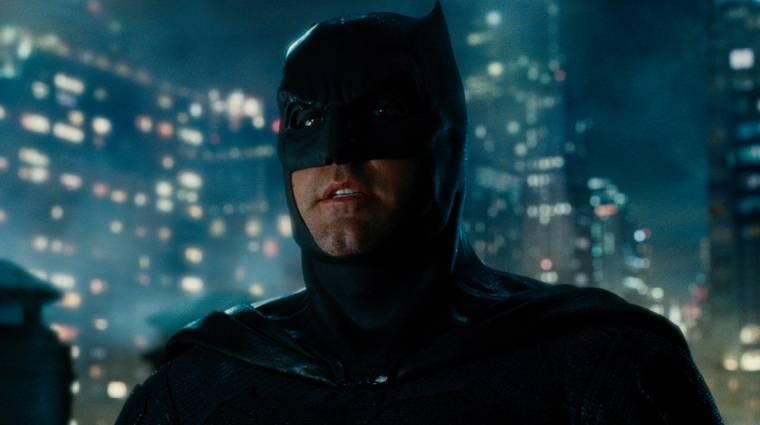 Sokkal hagyományosabb Batmant kapunk Az igazság ligájában kép