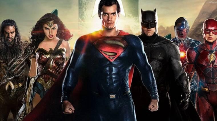 Az Igazság Ligája a Batman Superman ellen közvetlen folytatása lesz kép