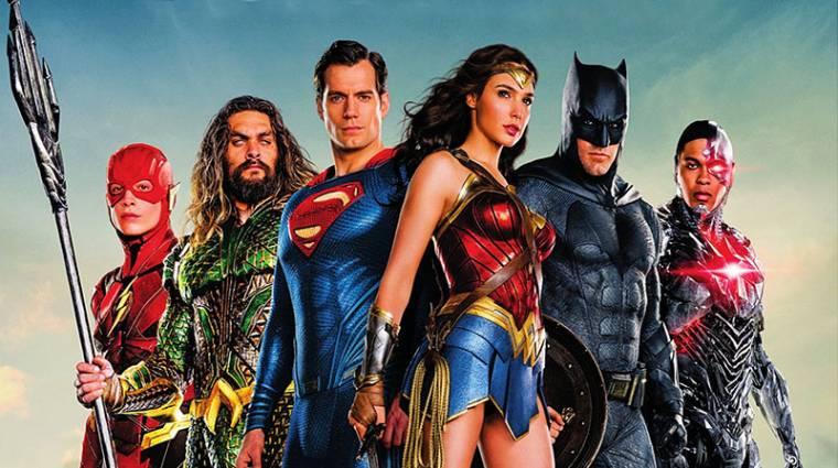 Ezeket tudjuk Az Igazság Ligája Blu-ray és DVD kiadásairól kép