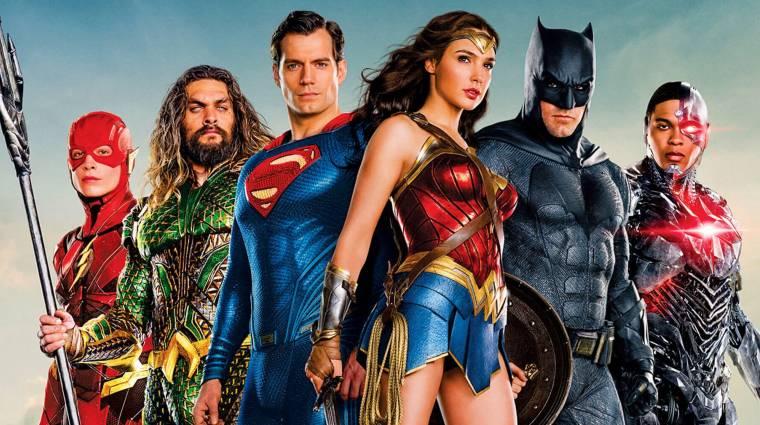 Zack Snyder megmutatta, hogy tényleg létezik Az Igazság Ligája rendezői változata kép