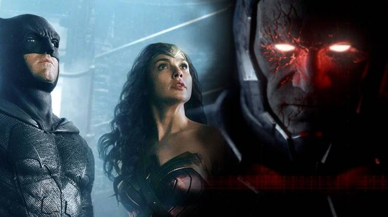 Zack Snyder megmutatta Darkseidot Az Igazság Ligája rendezői változatából kép