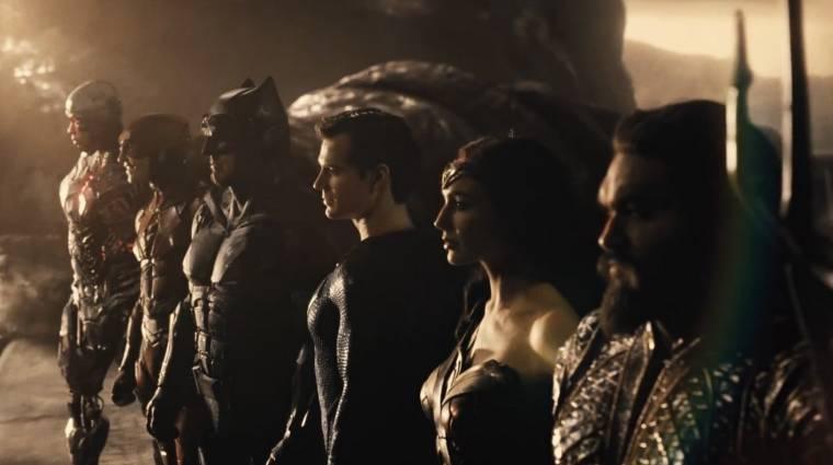 Ben Affleck és Ray Fisher épp Az Igazság Ligája rendezői változatát forgatják bevezetőkép