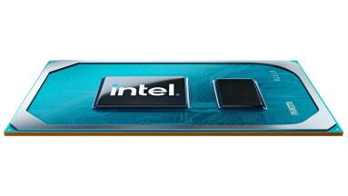Az Intel bemutatta a 11. generációs mobil CPU termékcsaládját kép