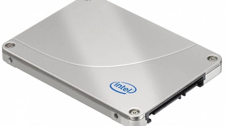 120 GB-os SSD az Inteltől kép