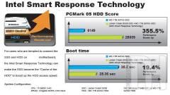 Szupergyors működés az Inteltől: Smart Response Technology kép