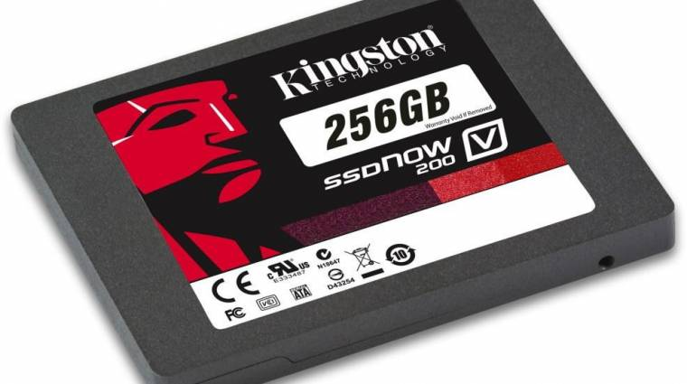Újabb SSD-k a Kingstontól kép