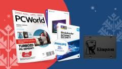 Kingston SSD jár a PC World előfizetés mellé kép
