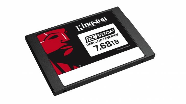 7,68 TB-os SSD-ket dobott piacra a Kingston kép