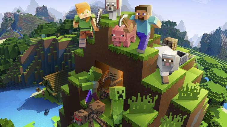 Ismét van rendezője a Minecraft filmnek bevezetőkép
