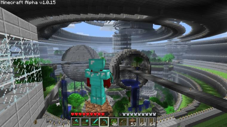 Minecraft Androidos, iOS készülékeken bevezetőkép