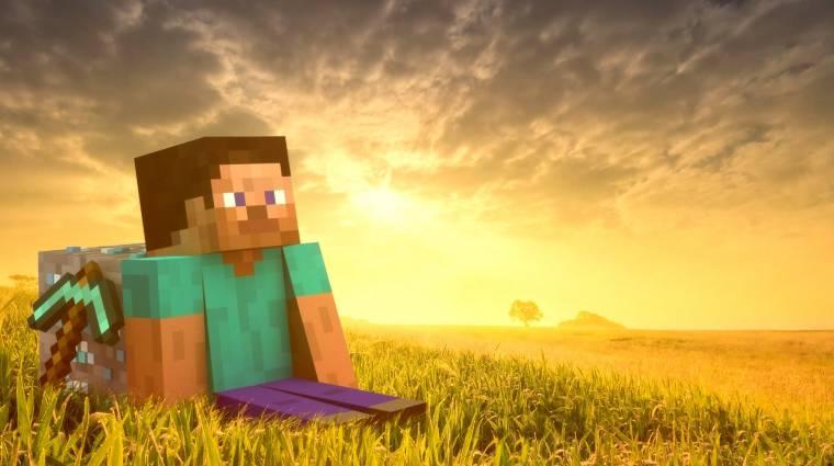Minecraft - több mint egymillióan játszanak egyszerre bevezetőkép