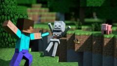 Minecraft - megvan a Nintendo Switch verzió megjelenési dátuma kép