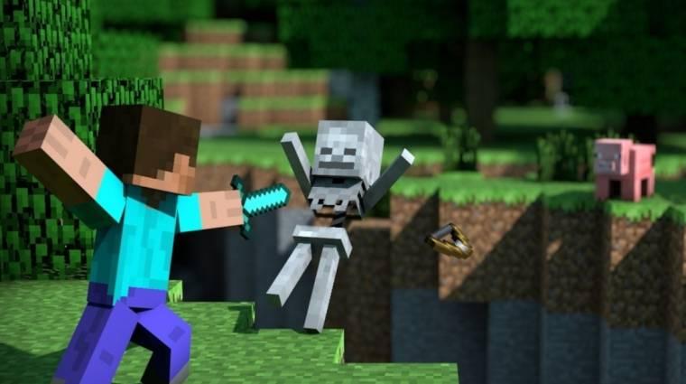 Minecraft - megvan a Nintendo Switch verzió megjelenési dátuma bevezetőkép