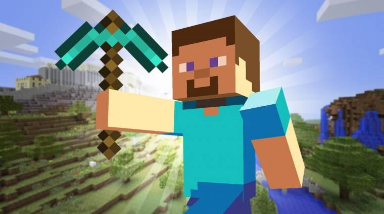Minecraft - Notch már nem morcos, mégis jöhet az Oculus Riftes verzió bevezetőkép